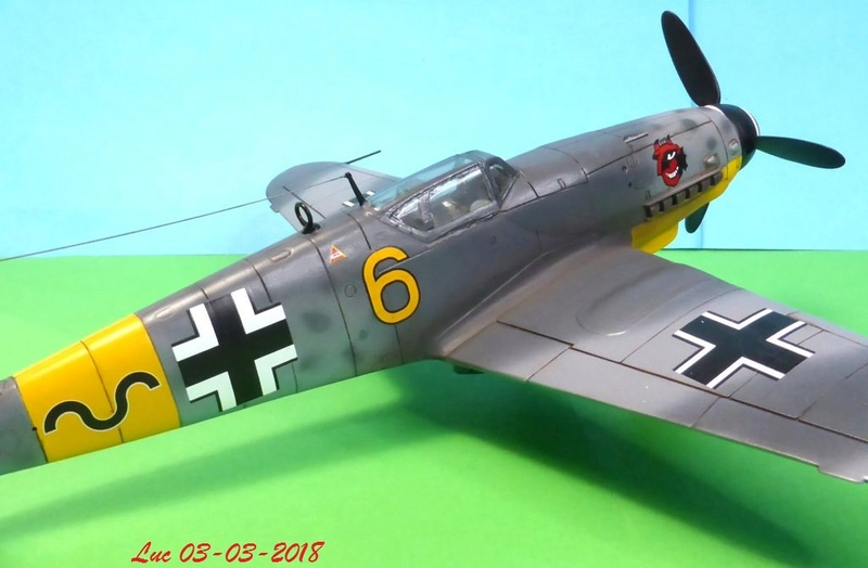 [Revell] (1-48) Messerschmitt Bf 109 G-10: rénovation - Page 4 Bf109r43