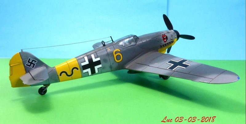 [Revell] (1-48) Messerschmitt Bf 109 G-10: rénovation - Page 4 Bf109r44