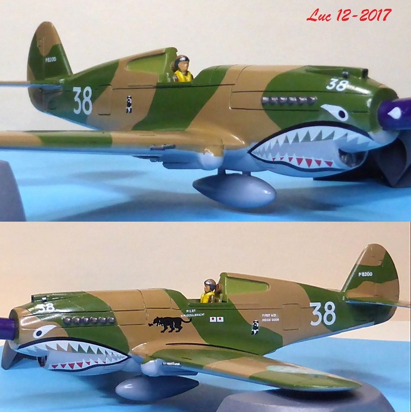 [Frog] CURTISS P-40 TOMAHAWK 2 versions - Page 3 Ctp40-27