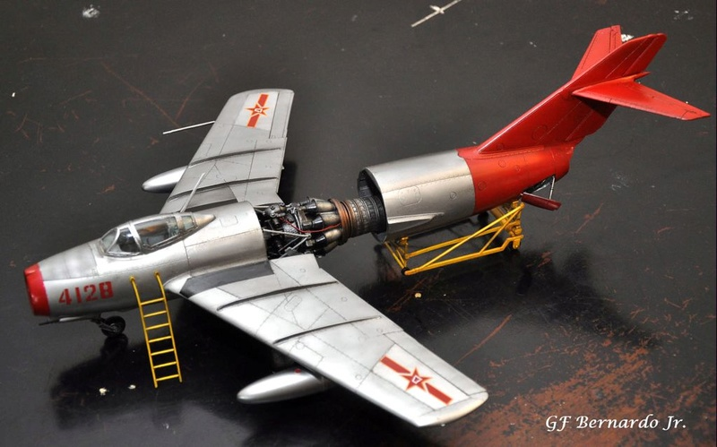 Un MiG-15 bis pour mon ami Patrick (Trumpeter 1/32) Mig15-11