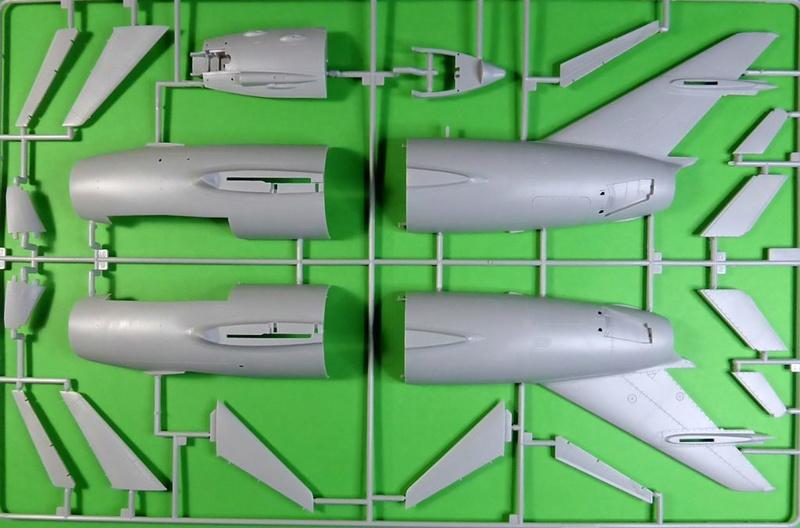 Un MiG-15 bis pour mon ami Patrick (Trumpeter 1/32) Mig15-19