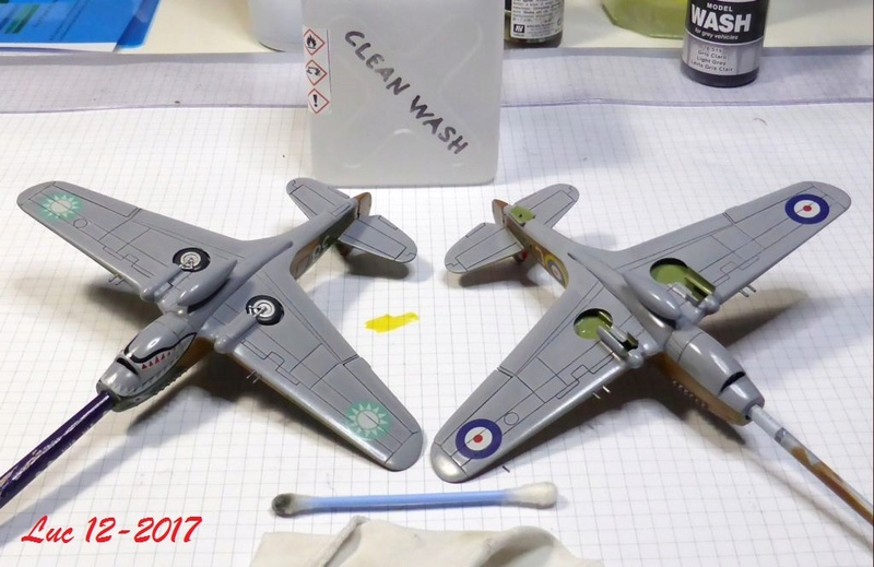 [Frog] CURTISS P-40 TOMAHAWK 2 versions - Page 5 Tpf-1410