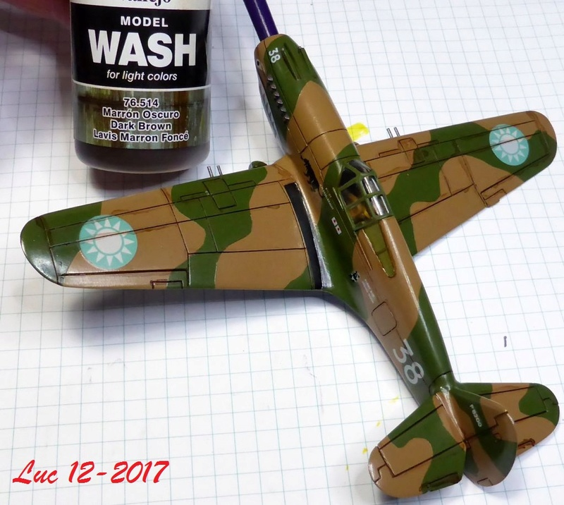 [Frog] CURTISS P-40 TOMAHAWK 2 versions - Page 5 Tpf-1610