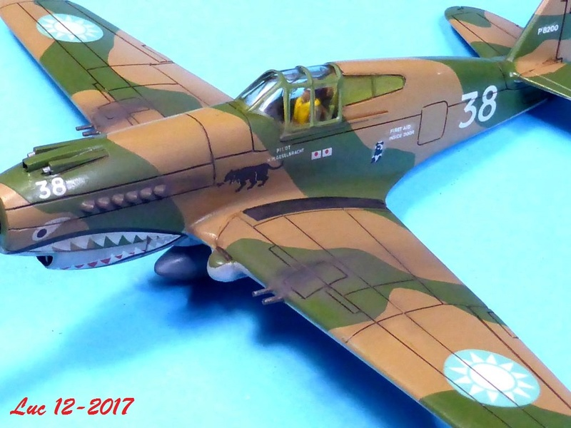 [Frog] CURTISS P-40 TOMAHAWK 2 versions - Page 5 Tpf-3210
