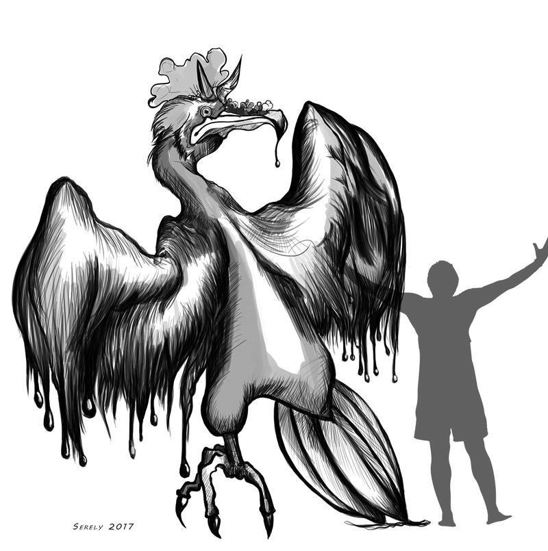 IM Challenge Nov17 – Les créatures du jeu Magaïa Cornod12