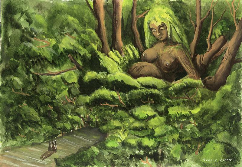 Serely's Art - des toiles et du Puik - Page 2 Demeth10