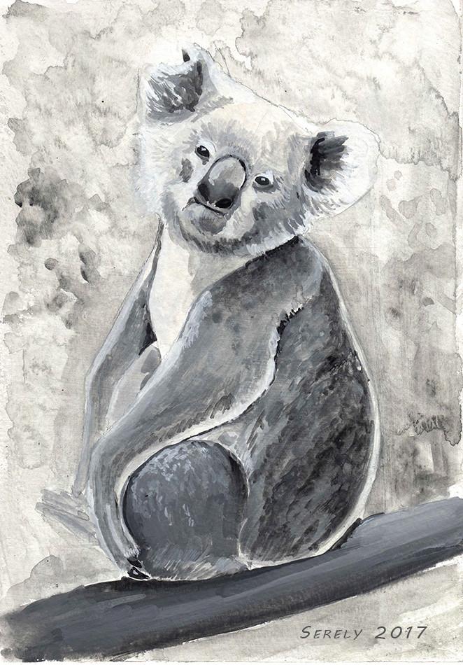 [challenge de l'été P6] - Serely's training, eye of ze taïgueur - Page 4 Koala_10