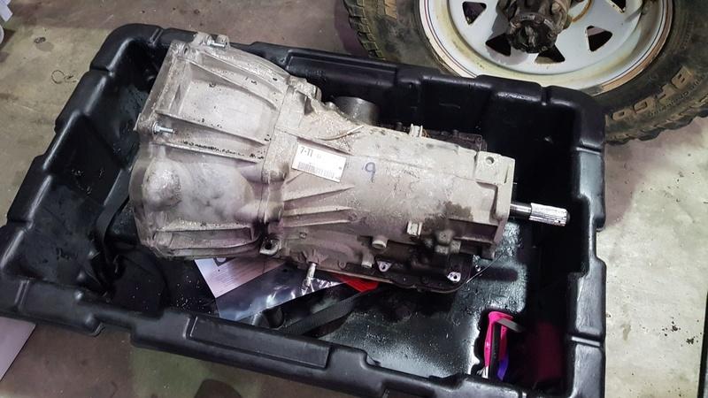 Boite de vitesse 4L60E pour H3 3.7  Img_0111