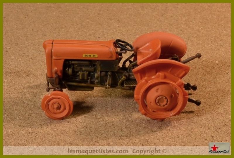tracteur Someca -Som 35 001_8030