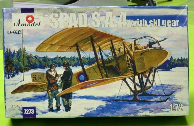 (Amodel)  Spad SA-4     1/72 001_8037