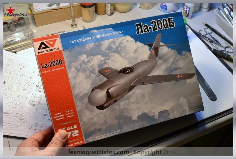 Lavochkin LA-200b ( A&A 1/72 ) 002_8072