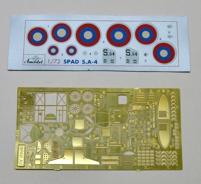 (Amodel)  Spad SA-4     1/72 003_8026