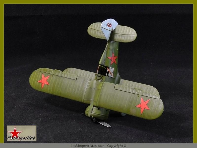 Polikarpov I-153.... & KFZ-2 - Page 5 007_8013