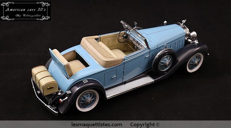 JO-HAN    Cadillac cabriolet V16 Fleetwood.  1/24 017_8023