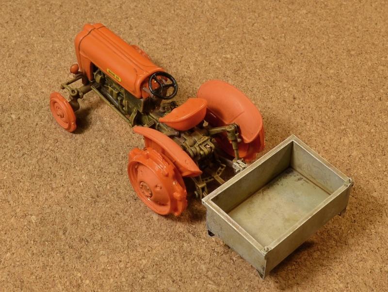 tracteur Someca -Som 35 02110