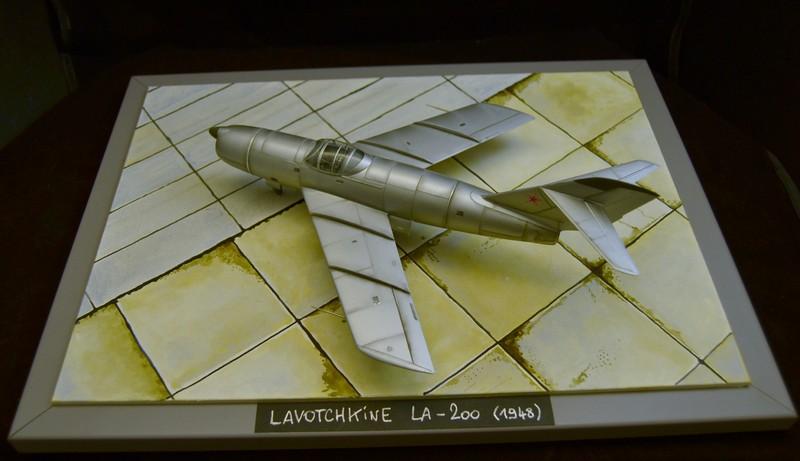 Lavochkin LA 200 - Page 2 140c5f10