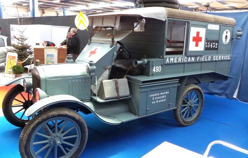 La noria des ambulances  pour St ROCH, [icm] Ford t 1/35 16miro10