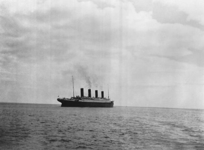 Rms Titanic 1/1200 il est fini!!!! - Page 2 311410