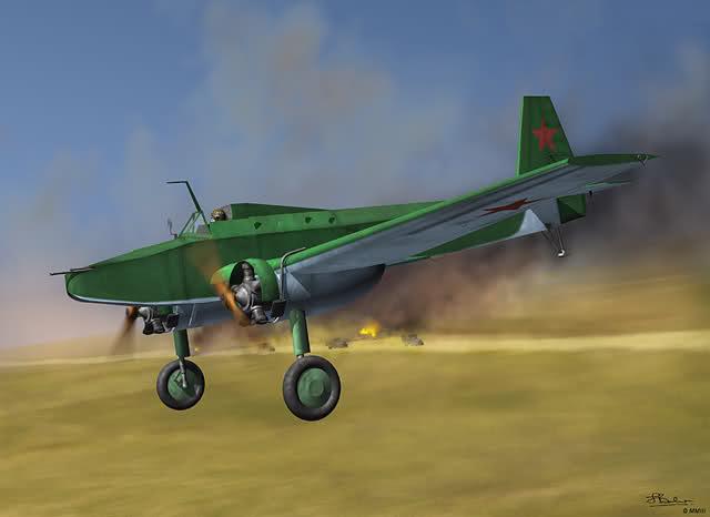 Tomashevich Pegase ( Amodel 1/72 ) 54vfc710
