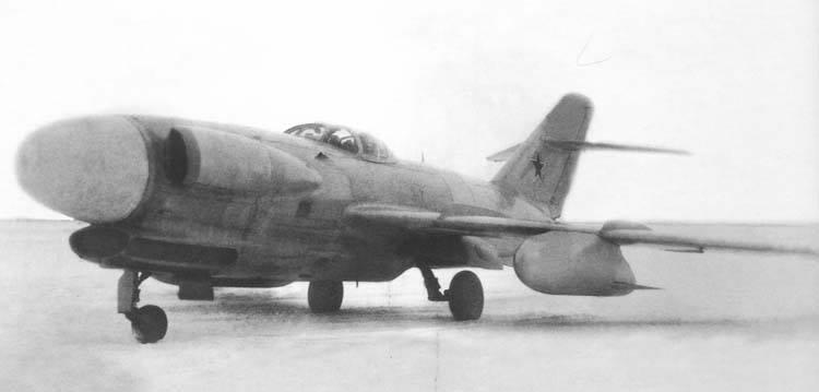 Lavochkin LA-200b ( A&A 1/72 ) 80ozrk10