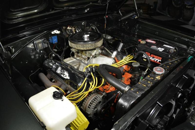Défi moins de kits en cours : Dodge Charger R/T 68 [Revell 1/25] *** Terminé en pg 8 - Page 2 _110