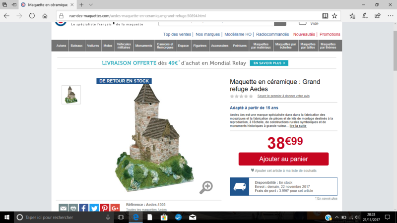Aédes Ars.... La Tour CESAR de  PROVINS Captur14