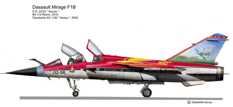 Hommage au F1 (Kittyhawk et Italeri 1/48) F1b-1110