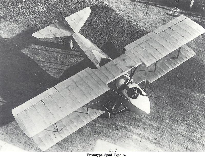 (Amodel)  Spad SA-4     1/72 Sa2-pr10
