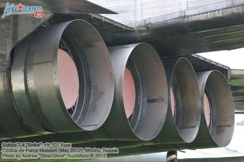 T-4 Sotka (Amodel 1/72) Sukhoi15