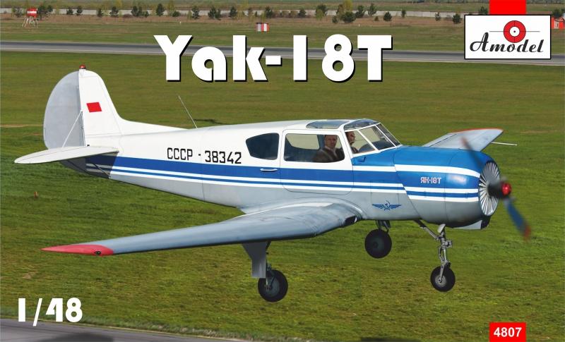 Ouvre boite Amodel YAK -18T Yak-1811