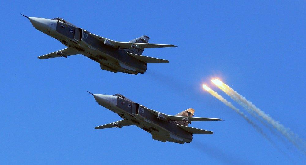 L'armee de L'air Syrienne se restructure sous supervision Russe. Servei20