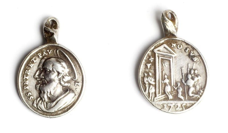 SS Pedro y Pablo / Puerta Santa 1725 (R.M. SXVIII-O368) Mydail10
