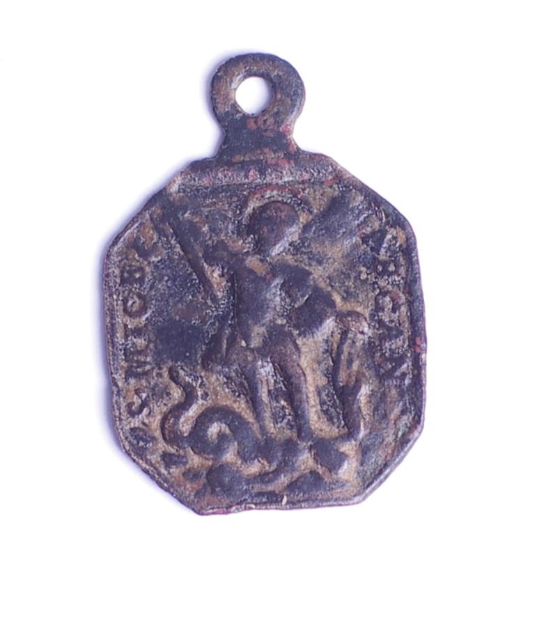 San Miguel Arcángel / Ángel Custodio,  S. XVII Phot4314
