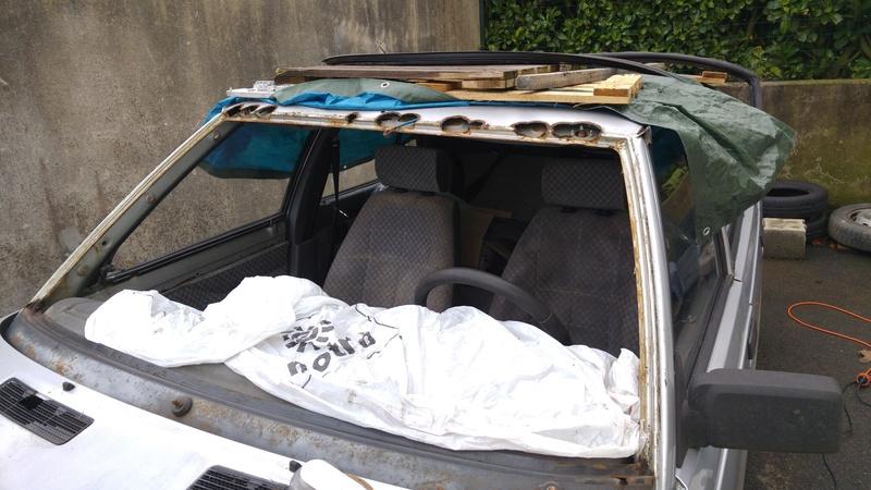 Renault 11 GTD 1987 Baie_p10