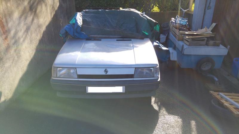 Renault 11 GTD 1987 Face_a10
