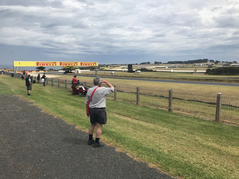 Superbikes - Phillip Island - Chris Collins 2018  Img_3412