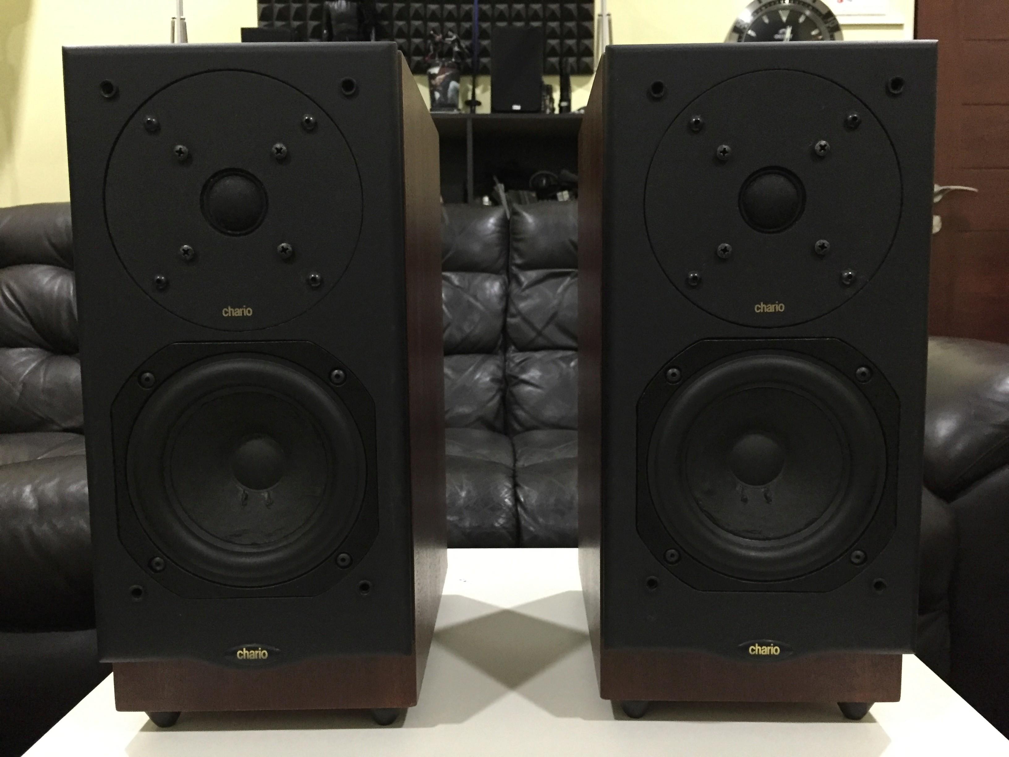 Chario Premium 1000 speaker ( Sold) 111