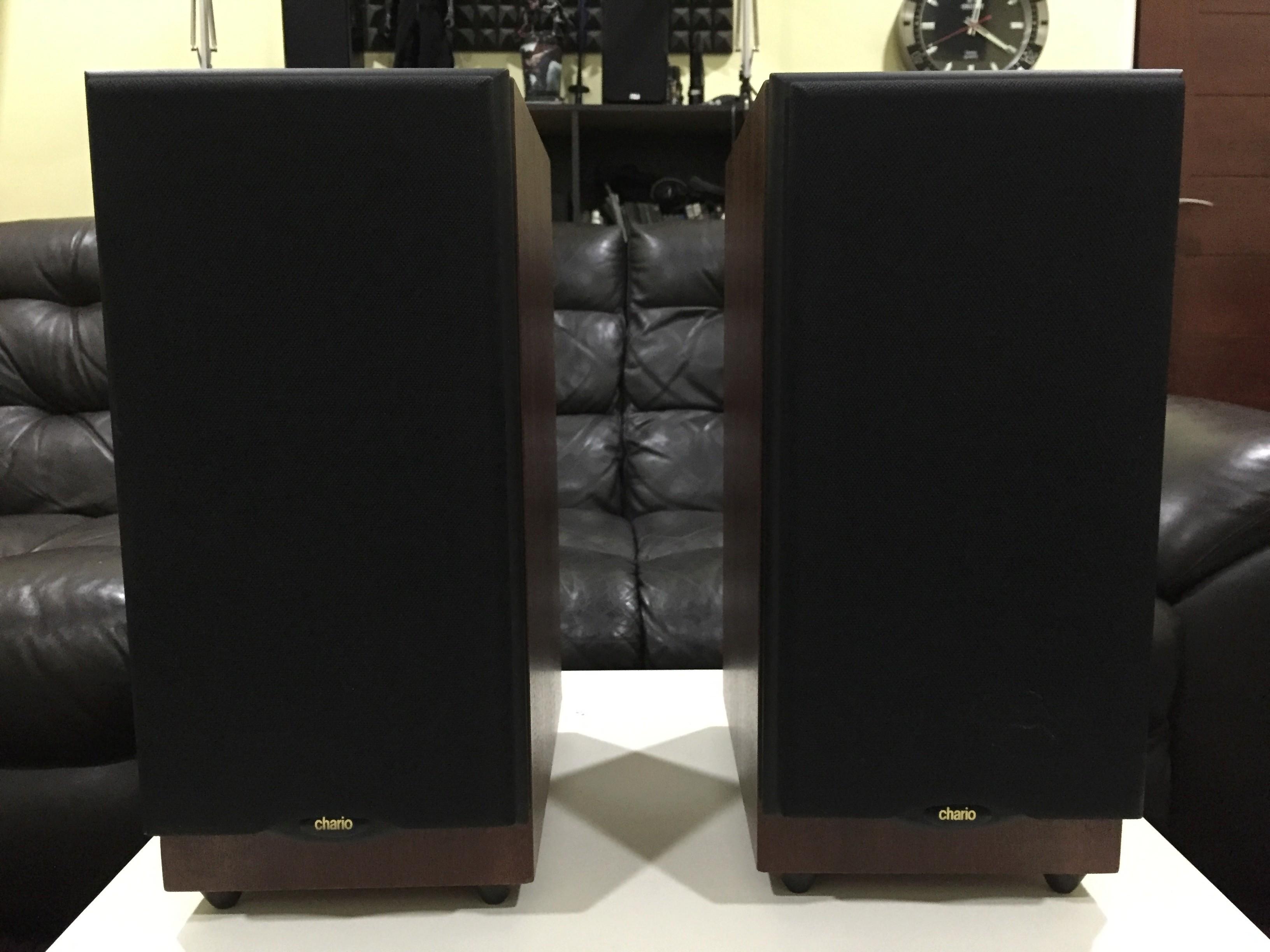 Chario Premium 1000 speaker ( Sold) 211