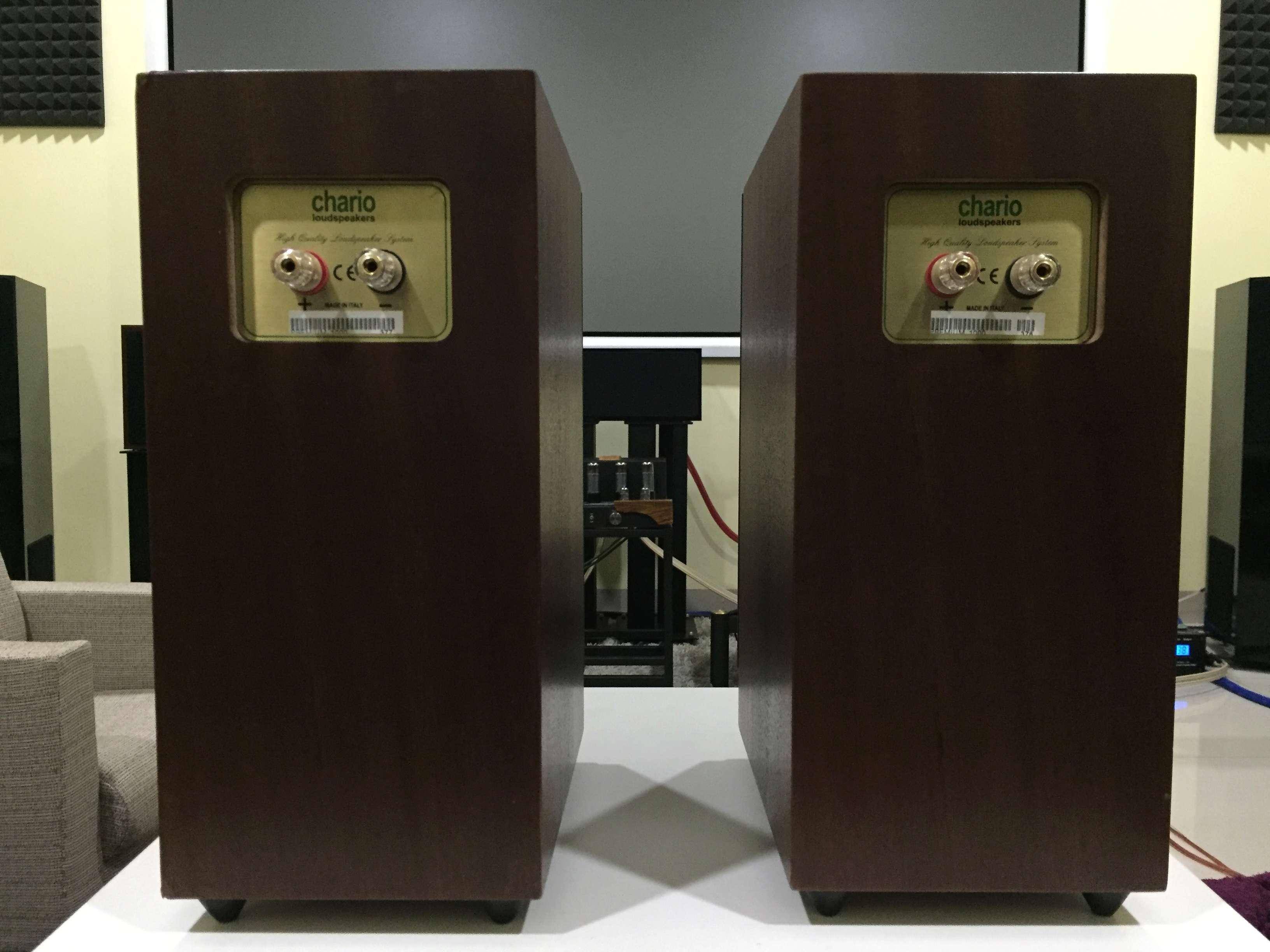 Chario Premium 1000 speaker ( Sold) 311