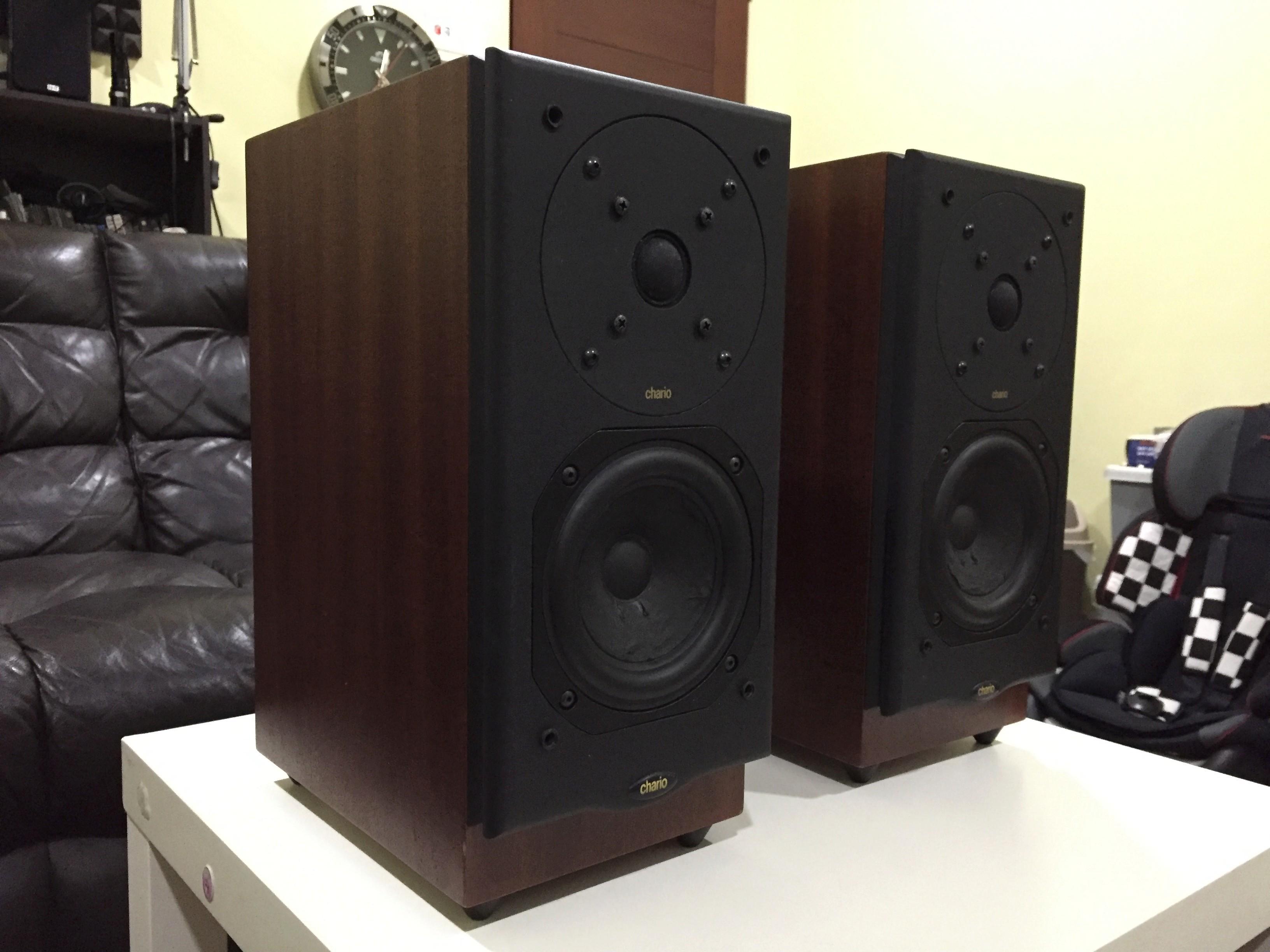 Chario Premium 1000 speaker ( Sold) 410