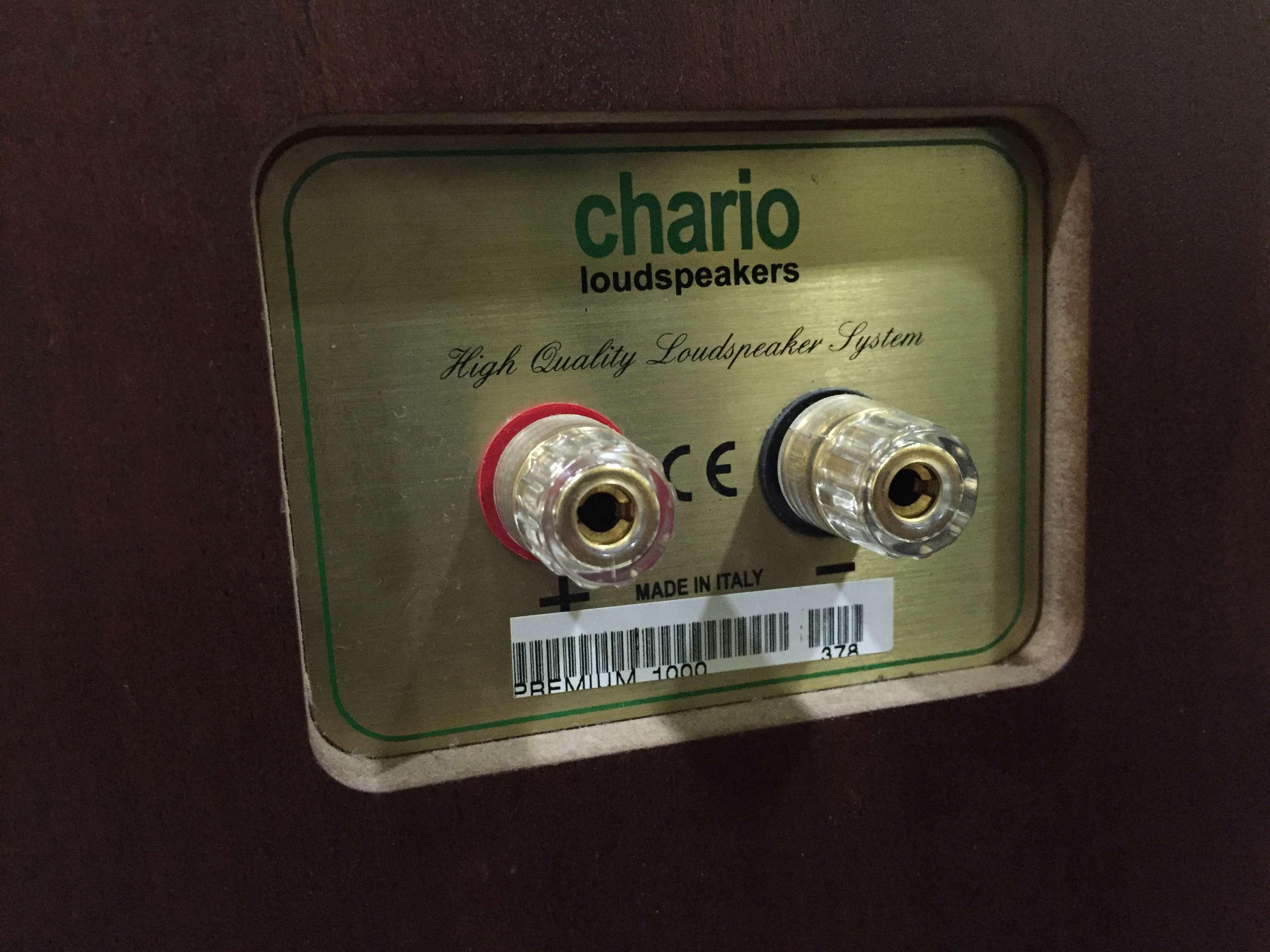 Chario Premium 1000 speaker ( Sold) Img_8318