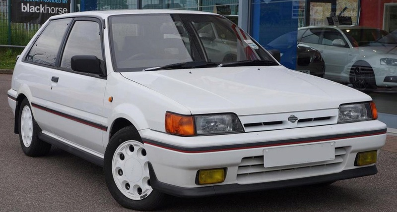 Sunny ZX Coupe, Twincam, Manual version Image23