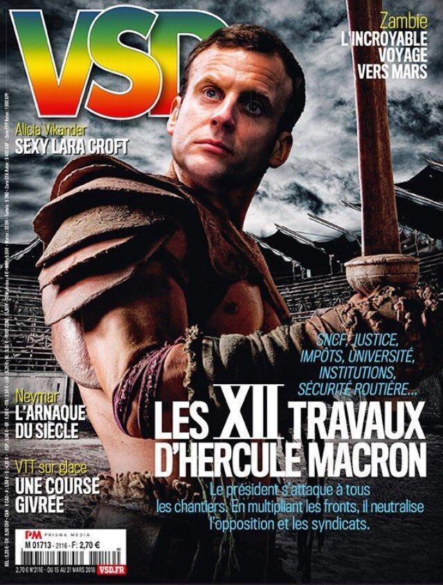 Actualités diverses - Page 2 Macron11