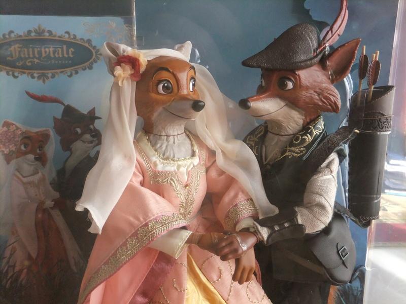 Disney Fairytale/Folktale/Pixar Designer Collection (depuis 2013) - Page 20 Dscf3810