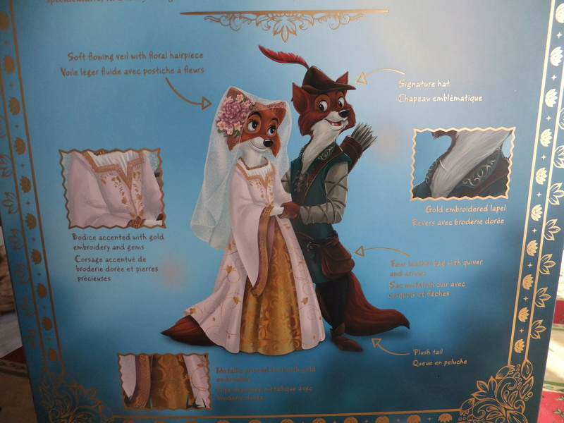 Disney Fairytale/Folktale/Pixar Designer Collection (depuis 2013) - Page 20 Dscf3811
