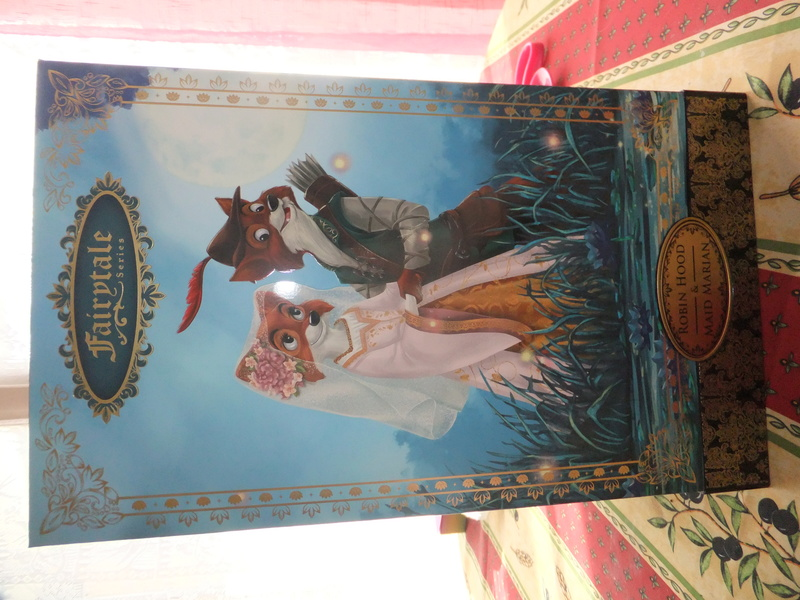 Disney Fairytale/Folktale/Pixar Designer Collection (depuis 2013) - Page 20 Dscf3813