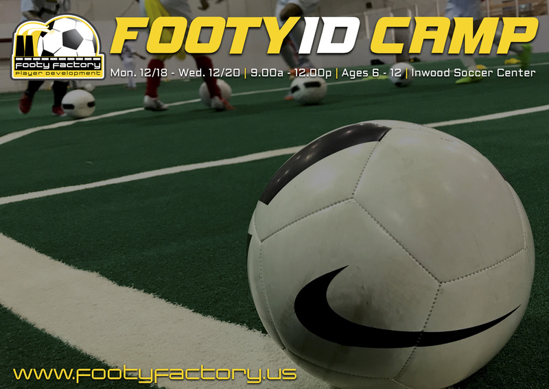 FootyID Camp | Winter 2017 Footyi10