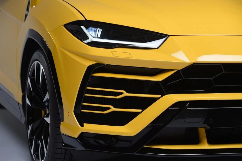 2018 - [Lamborghini] SUV Urus [LB 736] - Page 9 0308d610