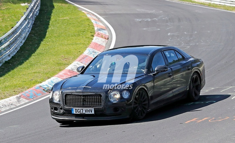 2019 - [Bentley] Flying Spur - Page 2 03922510