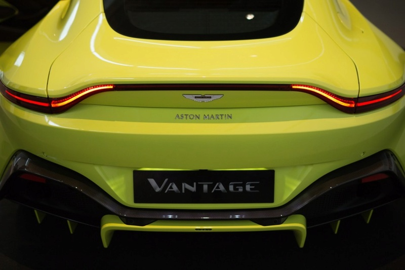 2017 - [Aston Martin] Vantage - Page 2 04f81510